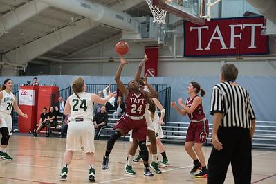 2/21/18: Girls' Varsity Basketball v Berkshire