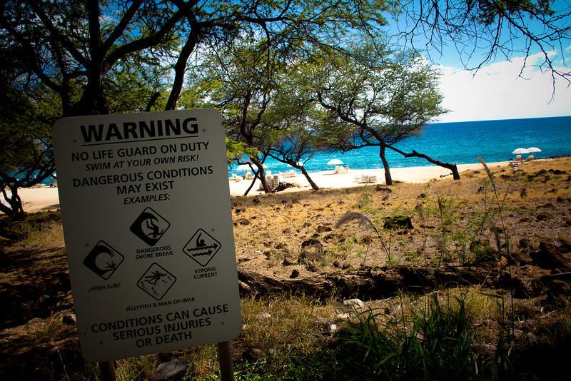 lanai beach warning.jpg