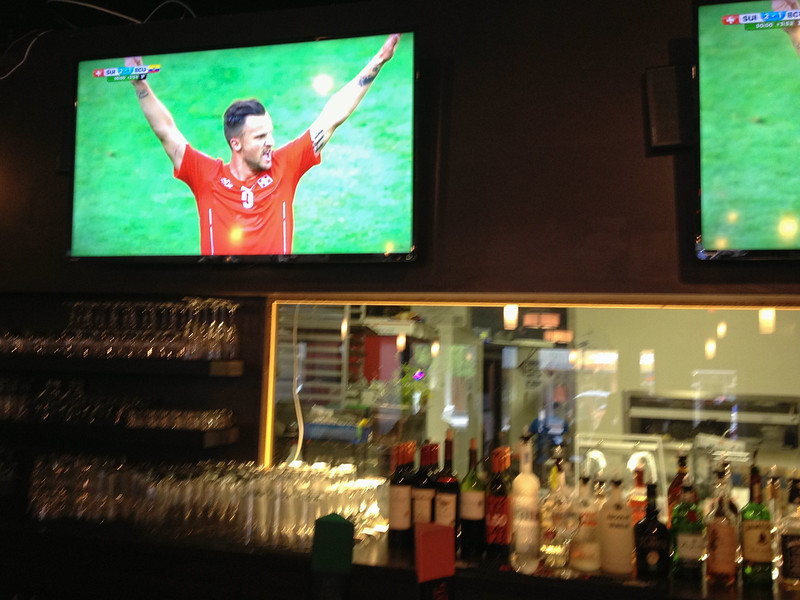 WM 2014: In der Nachspielzeit erzielt Haris Seferovic den Siegtreffer zum 2:1
