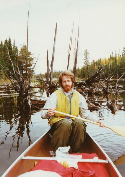 Canoeing - Ontario, Canada