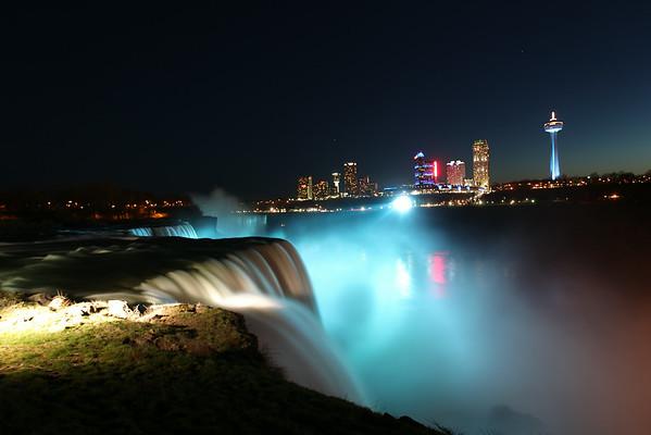 Niagra Falls & Toronto