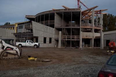 2011 October Construction Update