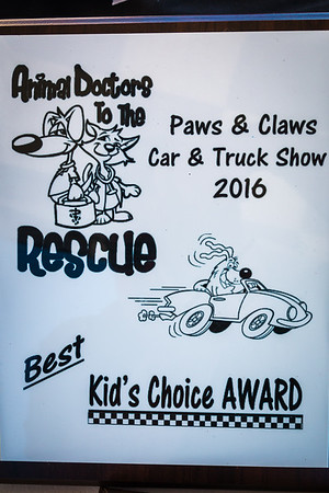 Car Show-2016-Paws and Claws