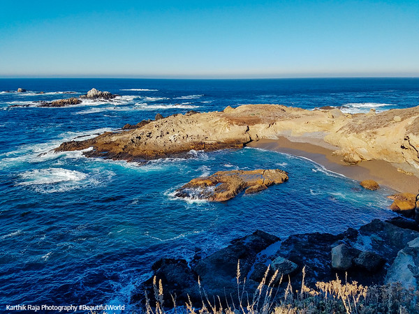 Point Lobos State Natural Reserve, California