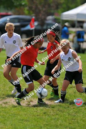 U11 Girls - MPLS United Blue vs Arsenal Attack