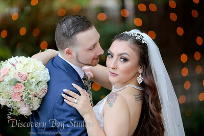 Brownstone Gardens Wedding Stephanie & Joshua 8-27-2017