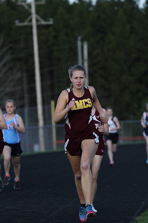 Manton Invite Girls 800 Meter