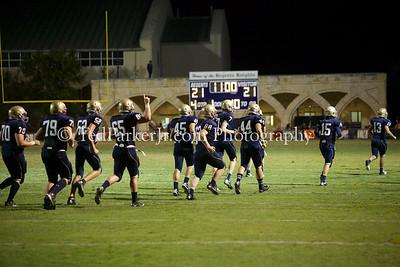 2012-10-19 Varsity Football vs Holy Cross