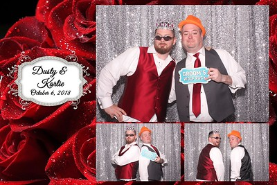 Dusty & Karlie's Wedding