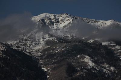 Snowy Mountains (Oregon & Utah)