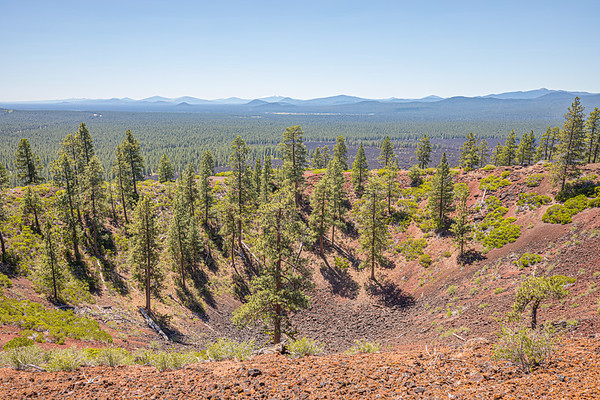 Lava Butte, Newberry National Volcanic Monument