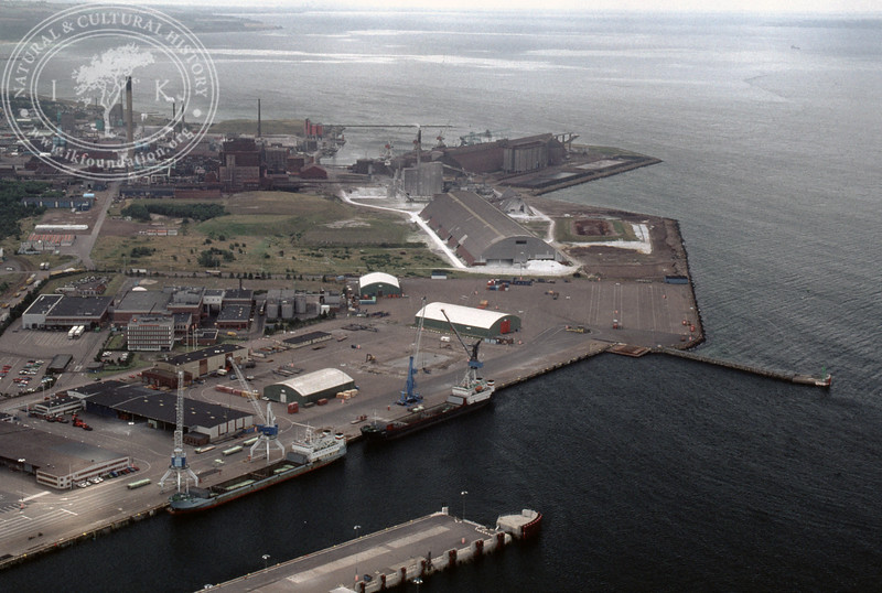 Helsingborg, Kemira chemical industries (1990) | PH.1314