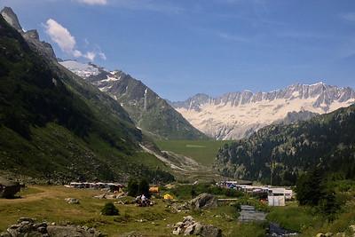 Göschenenalp Switzerland