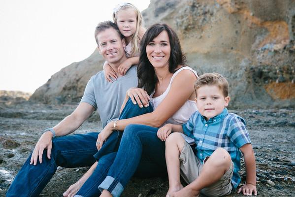 tenley's family