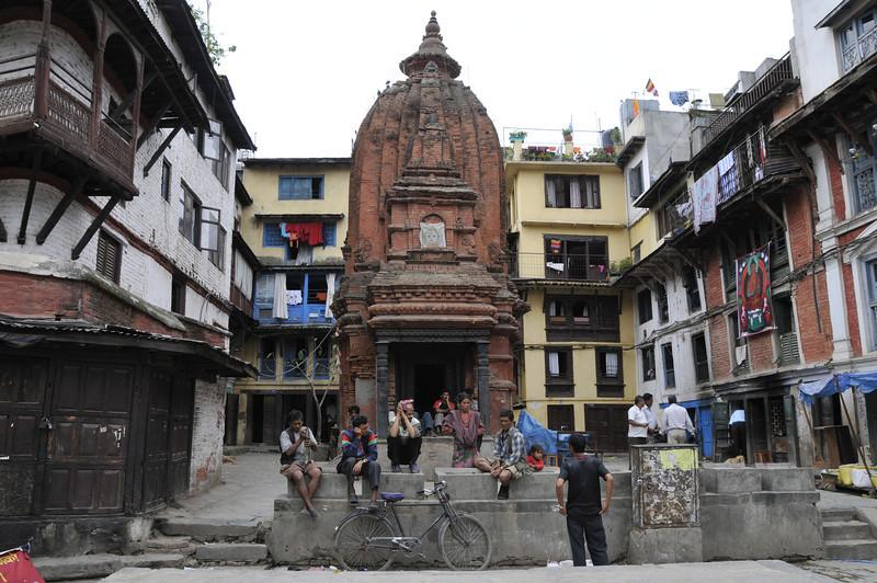 080523 3175 Nepal - Kathmandu - Temples and Local People _E _I ~R ~L.JPG