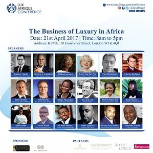Lux Afrique Conference