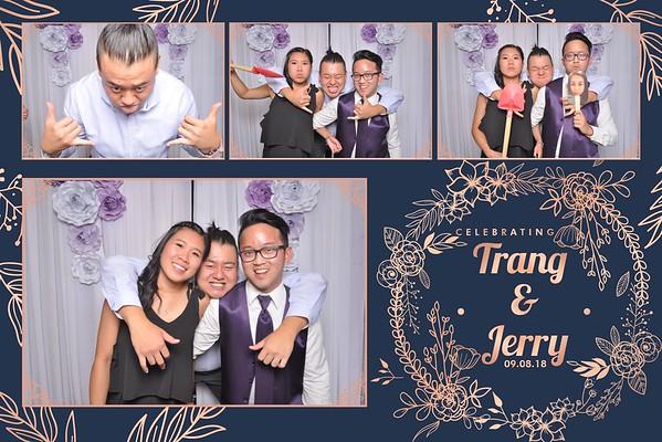 Trang & Jerry
