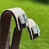 Art Deco Diamond and Emerald Disc Earrings 41