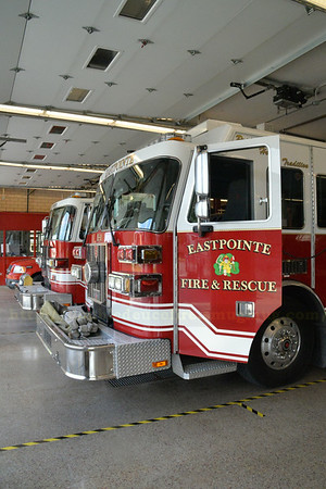 Eastpointe Fire Department Adult Open House