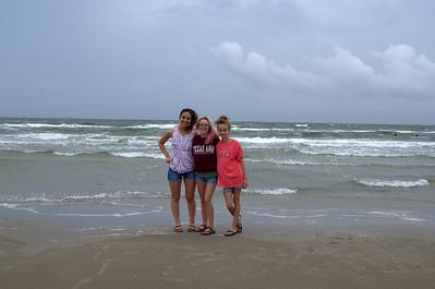 Steele Girls Beach Trip 2016