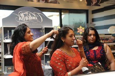 11-23-2012 Charu - Mehndi Part 1