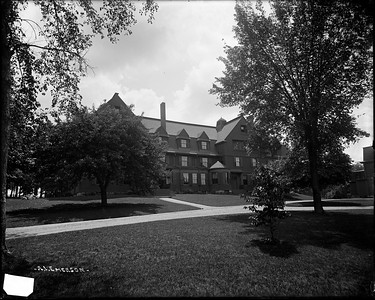 Framingham Normal School by AI Emerson