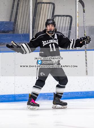1/5/2019 - Boys Varsity Hockey - Bellingham vs Dedham