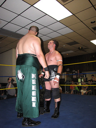 Alliance Championship Wrestling June 26, 2009