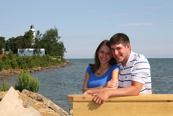 Nate & Karen Engagement Session