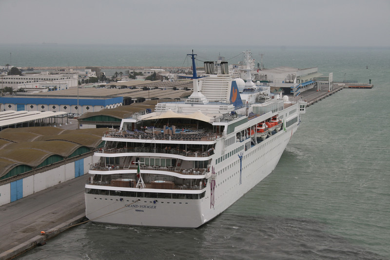 2009 - M/S GRAND VOYAGER in Tunis.
