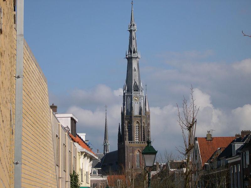 Leeuwarden church
