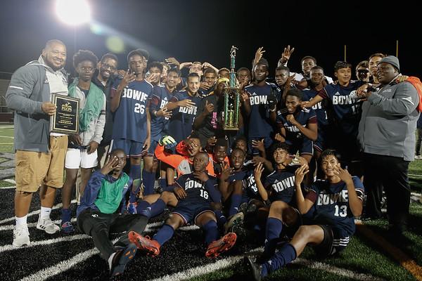 PG County Boys Soccer Championship