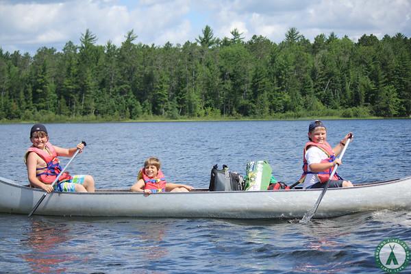 Cabin 5 Canoe Trip