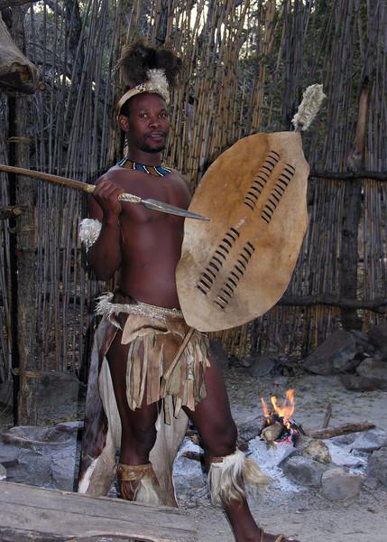 ZULU MAN - SOUTH AFRICA