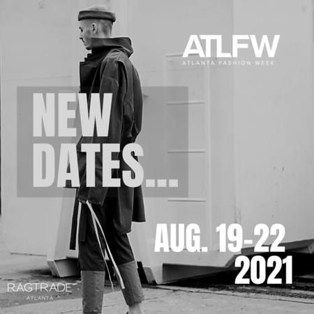 Atlanta Fashion Week 2021 Shareable Content