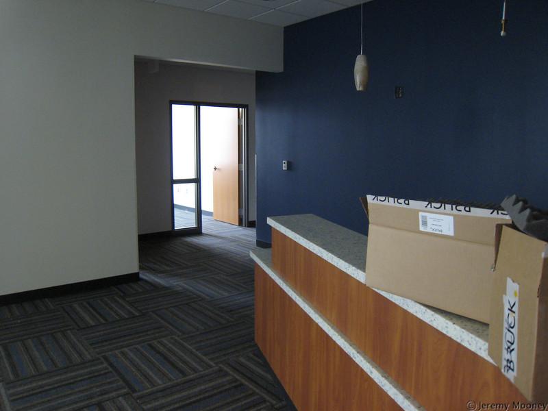 Student development entryway