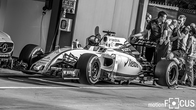 Formula 1 GP Monza 2016