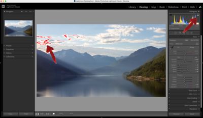 Lightroom - How To Deal With Clipping