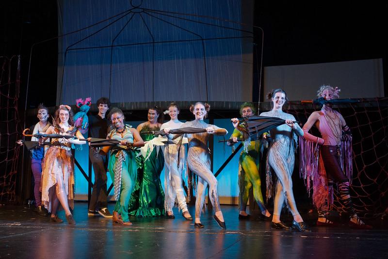 GC Theatre presents Aristophanes' 'The Birds'