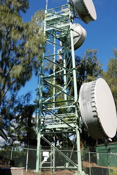 Hawaiian Telcom tower
