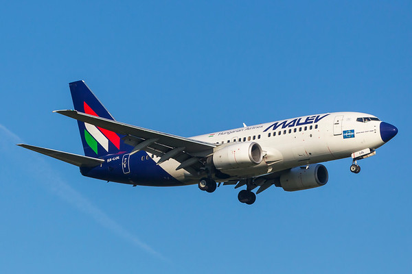 HA-LOL - Boeing 737-7Q8