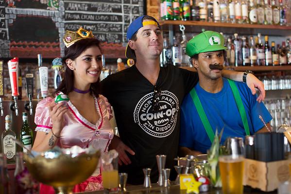 Coin Op / Bartender's Weekend - 3.14.16