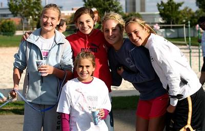 Stefanie Speilman Homecoming Walk/Run 2005