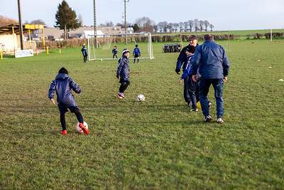 Chievres - SHAPE YFC U9