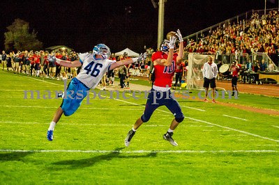 Football SHS vs SHHS 10-14-2015