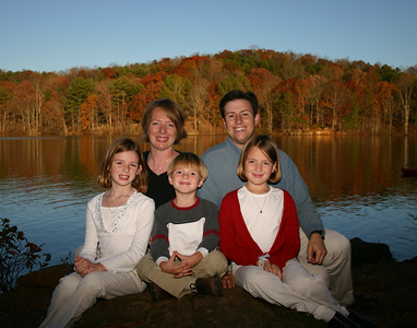 Ward Family Portraits 2006