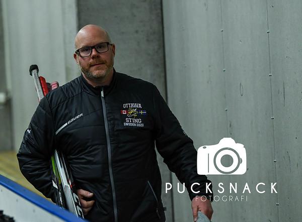 Göteborg Ishockey Cup 2020: SDE HF - Ottawa Sting 2020-01-03