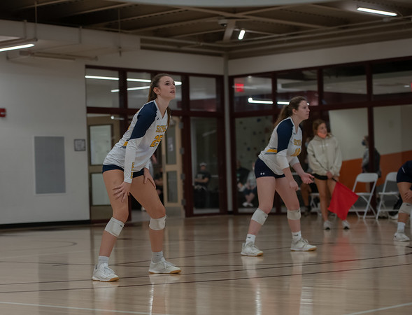 Girls Volleyball 9-18-21