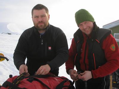 Sleðaferð Fjallabak 27.02-01.03.09