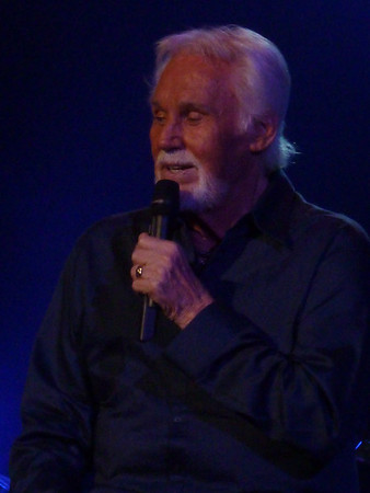 Kenny Rogers ~ The Ryman ~ Nashville, TN ~ 9/25/13